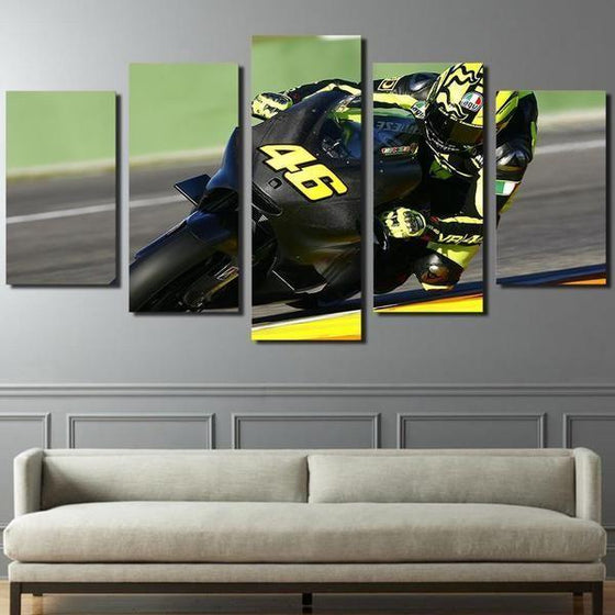 Motorcycle Wall Art Metal Idea