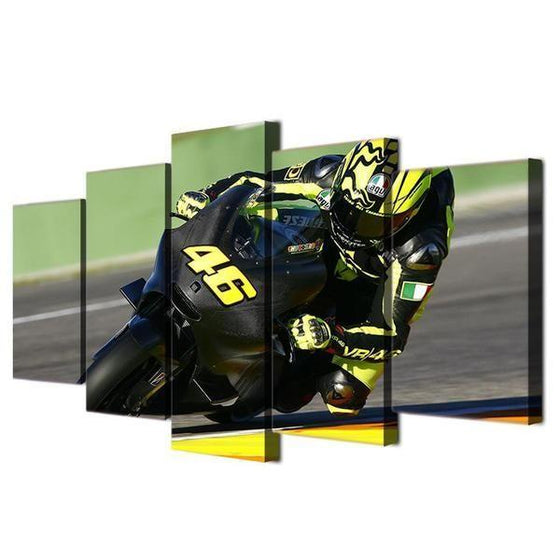 Motorcycle Wall Art Metal Prints