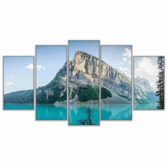 Move Mountains Wall Art Print