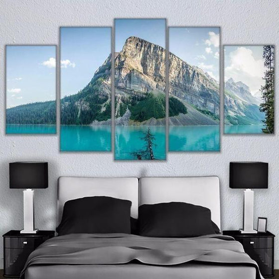 Move Mountains Wall Art