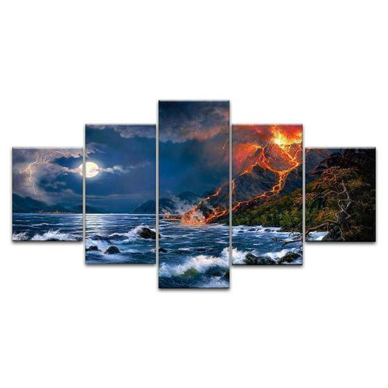 Natural Wonder Canvas Wall Art