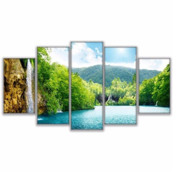 Nature Metal Wall Art Decors