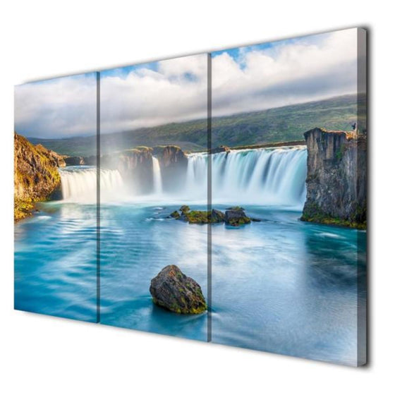 Nature Of Wood Wall Art Canvas