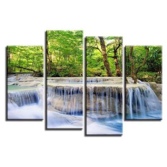 Nature Wall Art Decor Canvas