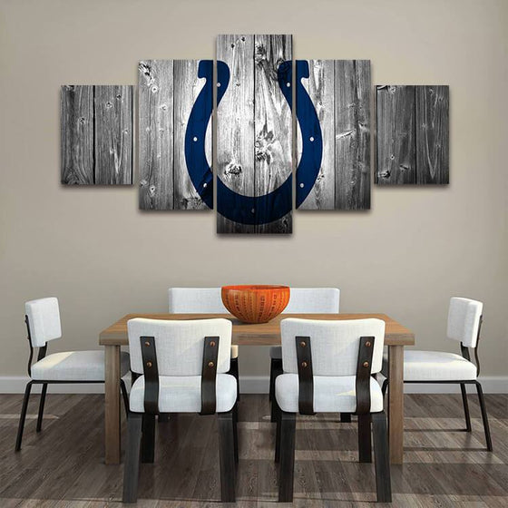 NFL Logo Canvas Wall Art