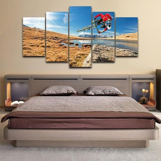 Nursery Wall Art Sports Themed Decor