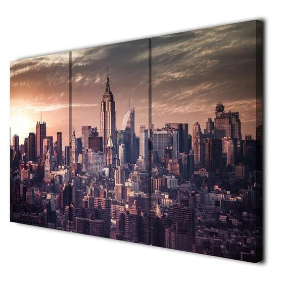 NYC Cityscape Wall Art Prints