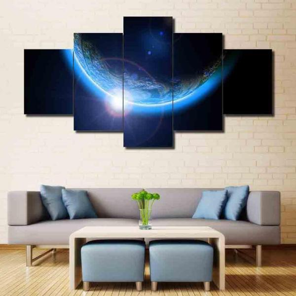 Planets Framed Wall Art Print