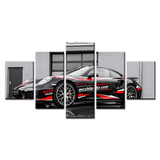 Porsche 911 GT2 RS Canvas Wall Art Prints