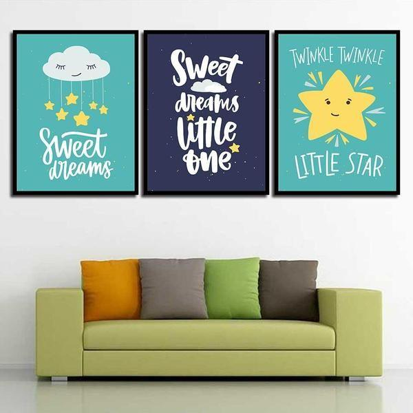 Positive Quotes Wall Art