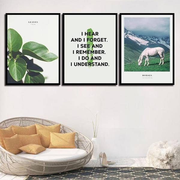 Inspirational Spring Quotes Canvas Wall Art — canvasx.net