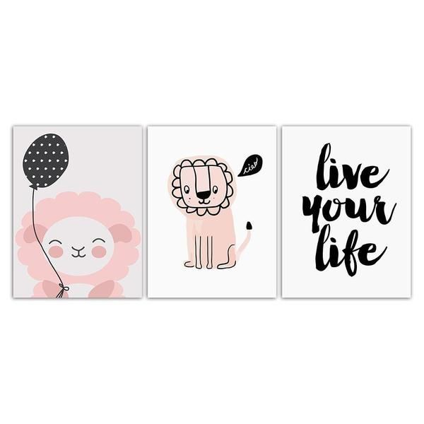 Adorable Live Your Life Quote Canvas Wall Art Canvasx Net