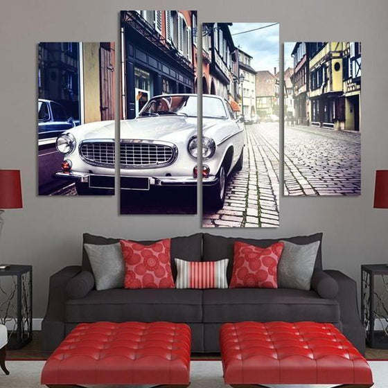 Real Car Wall Art Ideas