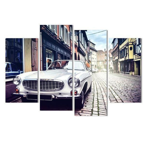 Real Car Wall Art Print