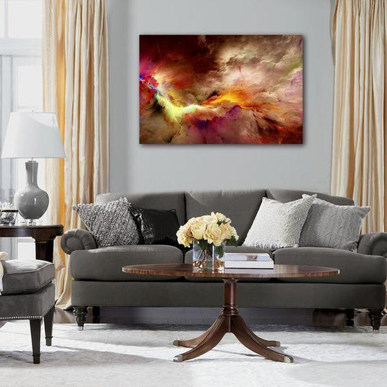 Realistic Abstract Wall Art Canvas