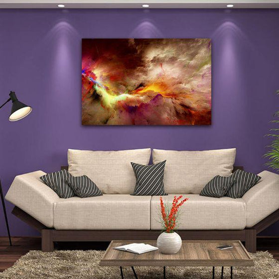 Realistic Abstract Wall Art Ideas