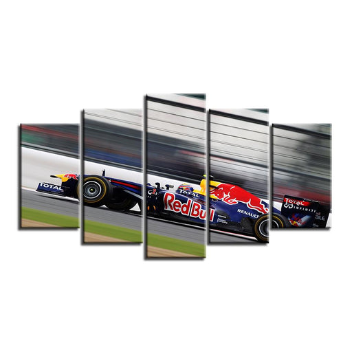 Redbull RB8 Canvas Art
