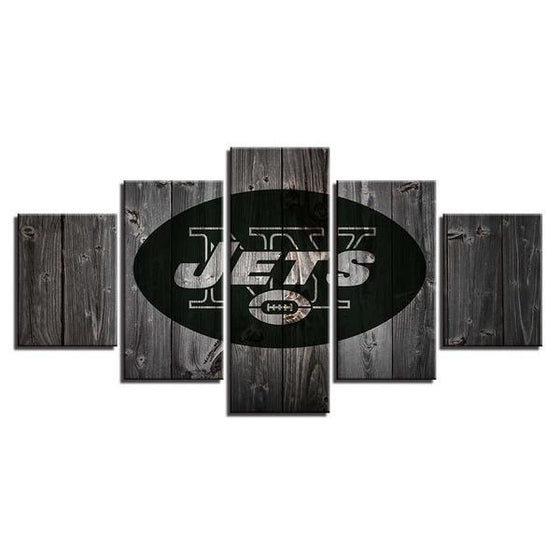 Rustic Sports Wall Art Print