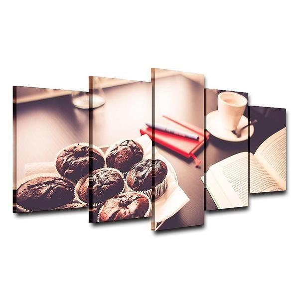 Small Coffee Wall Art Print