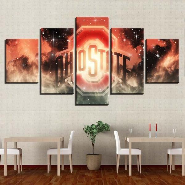 Sports Memorabilia Wall Art Ideas
