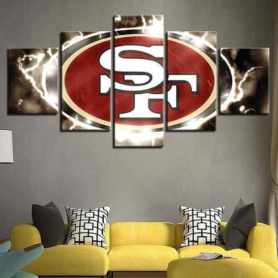 Sports Themed Wall Art Canvases