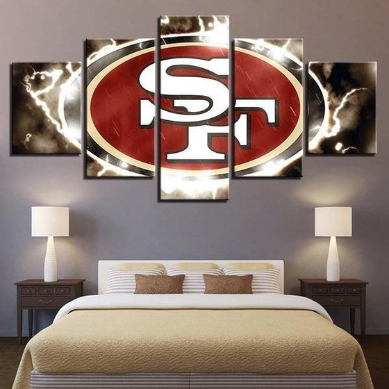 Sports Themed Wall Art