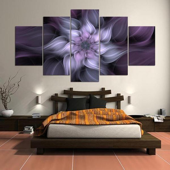 Still Life With Flowers Wall Art