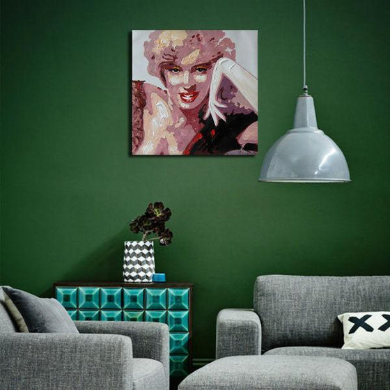 Stunning Marilyn Monroe Wall Art Decor