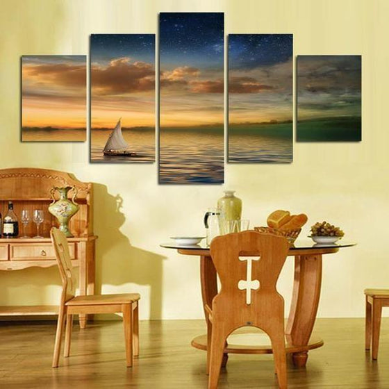 Sunset Canvas Wall Art Prints