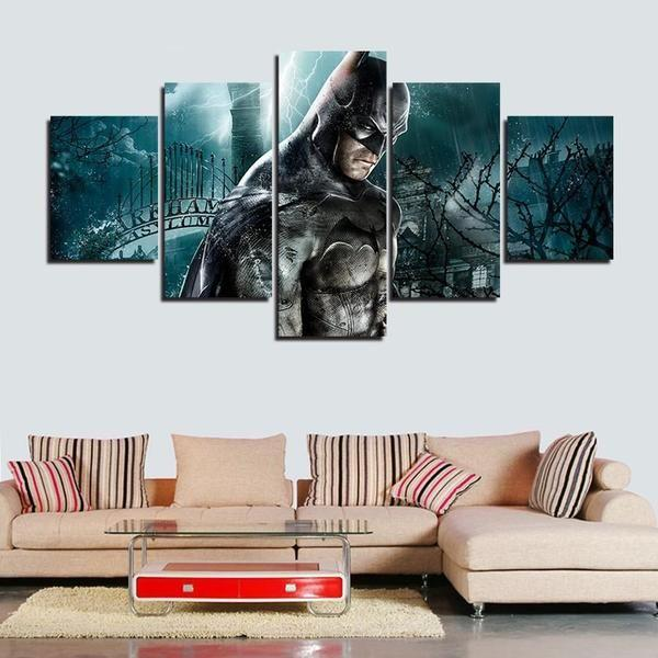 Superhero Wooden Wall Art Prints
