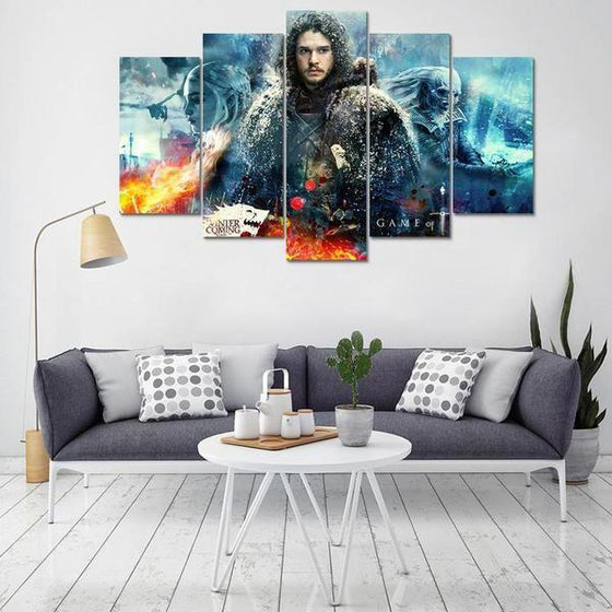 TV Shows Wall Art Ideas