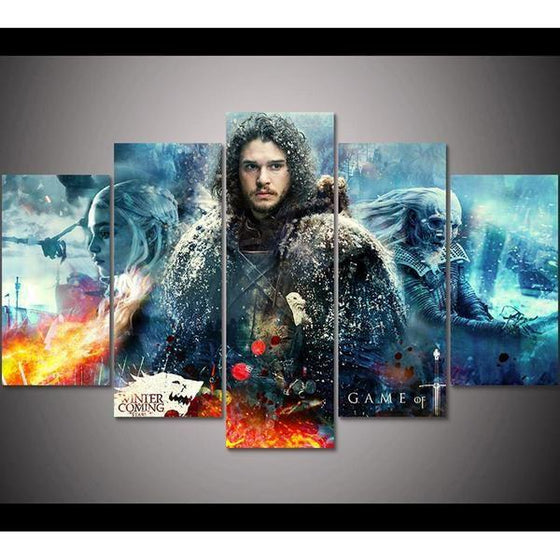 TV Shows Wall Art Prints
