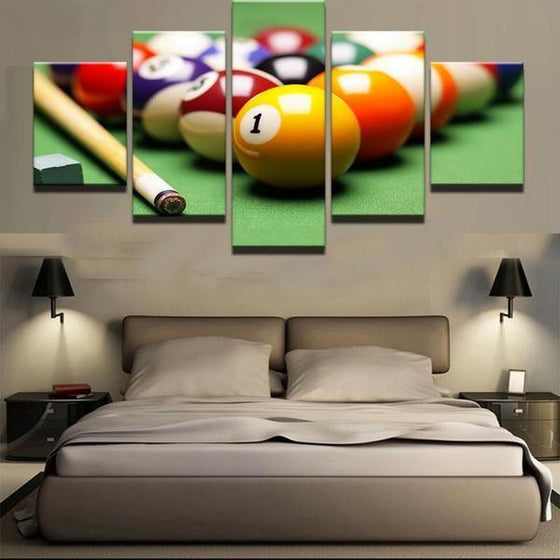 Unique Sports Themed Wall Art Ideas