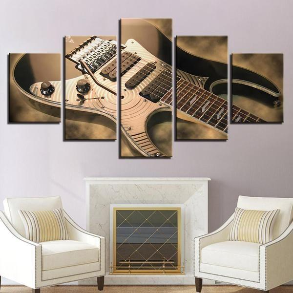 Wall Art About Music Canvases