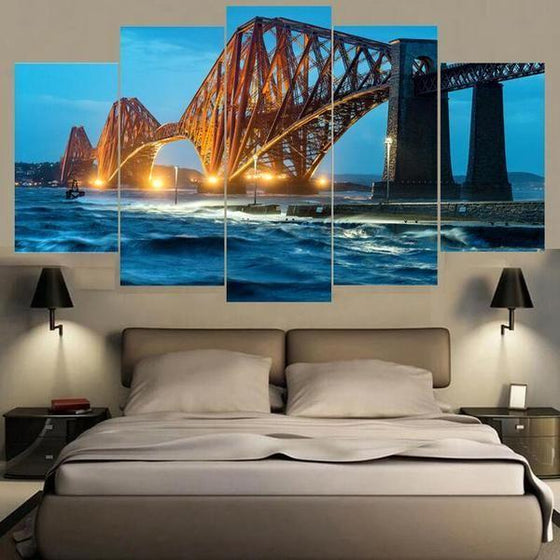 Wall Art Architectural Print Decors