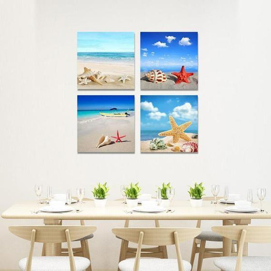 Wall Art Beach Prints Ideas