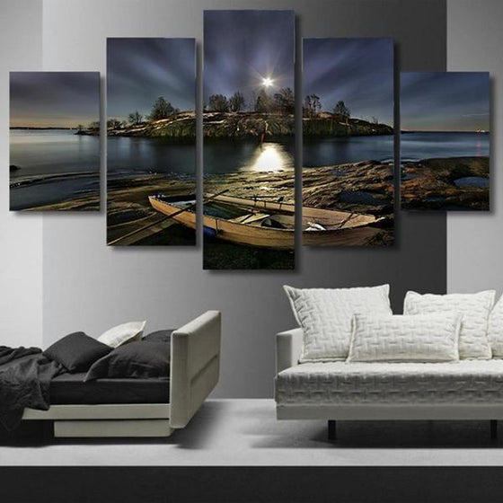 Wall Art Beach Theme Decor
