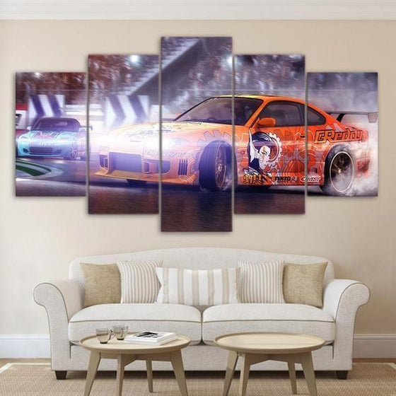 Wall Art Car Decor