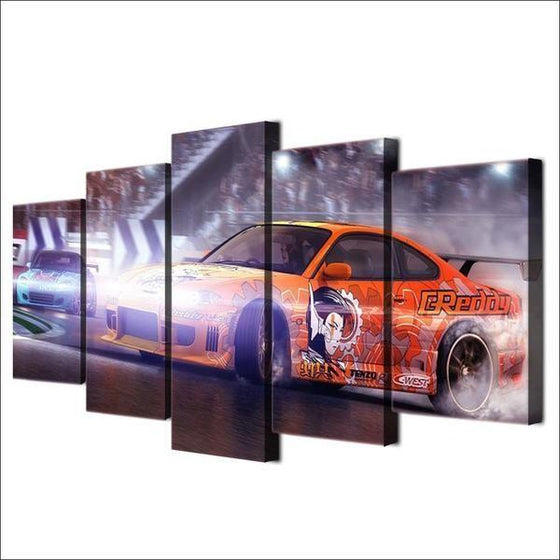 Wall Art Car Idea