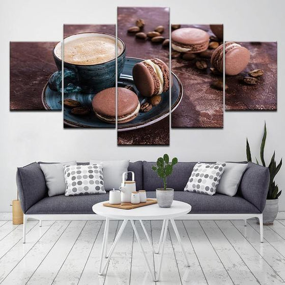 Wall Art Coffee Cup Canvas