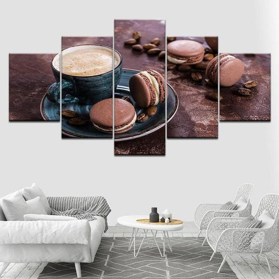 Wall Art Coffee Cup Decor