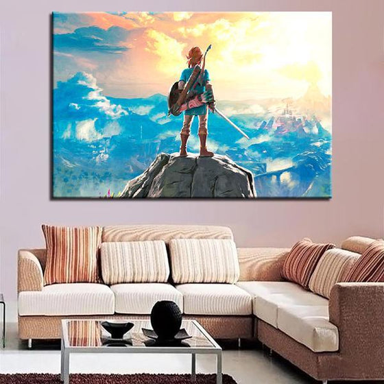 Wall Art For Games Idea