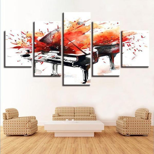 Wall Art Musical Instrument