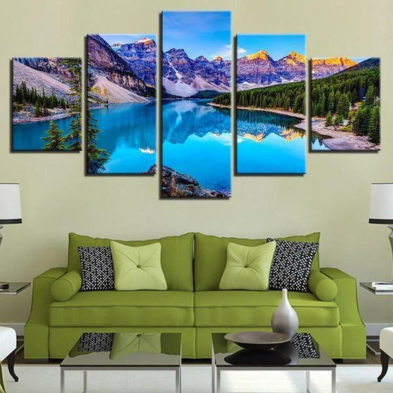 Wall Art Nature Inspired Canvas