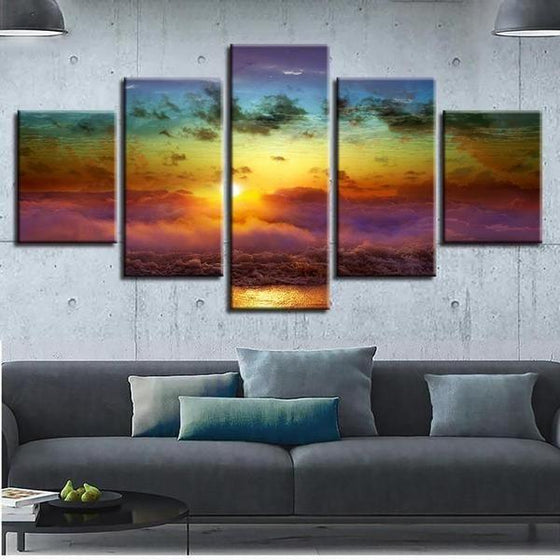 Wall Art Sunrise Sunset Ideas