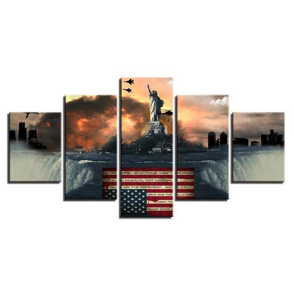 Wall Art USA Print