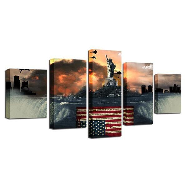 Wall Art USA Prints