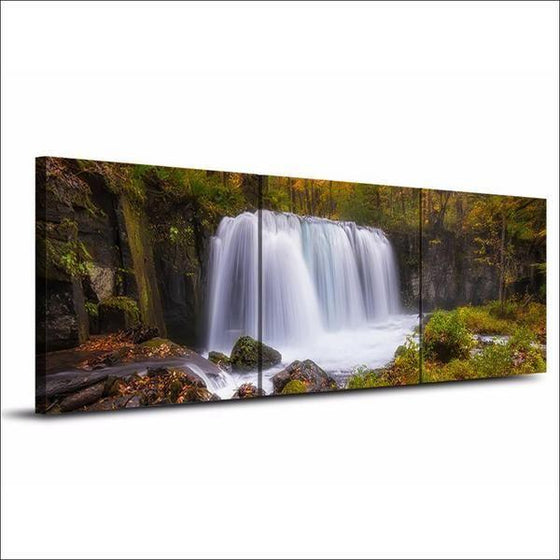 Waterfall Wall Art With Sound Decors