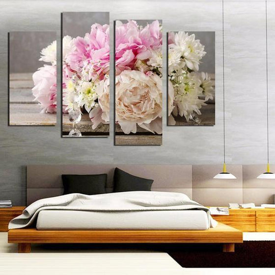 Wild Flowers Wall Art Decors