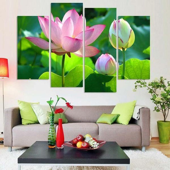 Wire Flowers Wall Art Decors